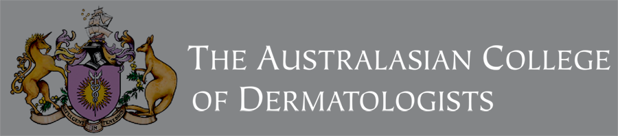 Australasian College of Dermatologists Logo