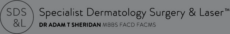 Specialist Dermatology Surgery and Laser Logo